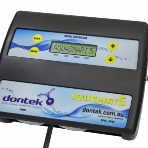 Aquasmart 5 LED Display Solar Controller