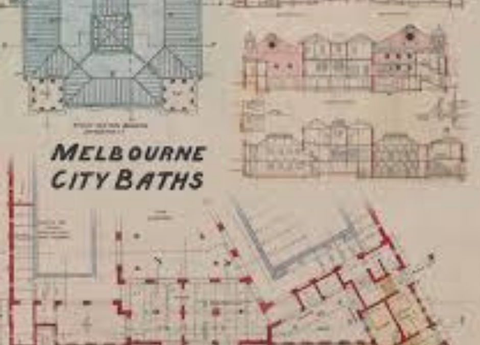 History of Public Baths in Melbourne