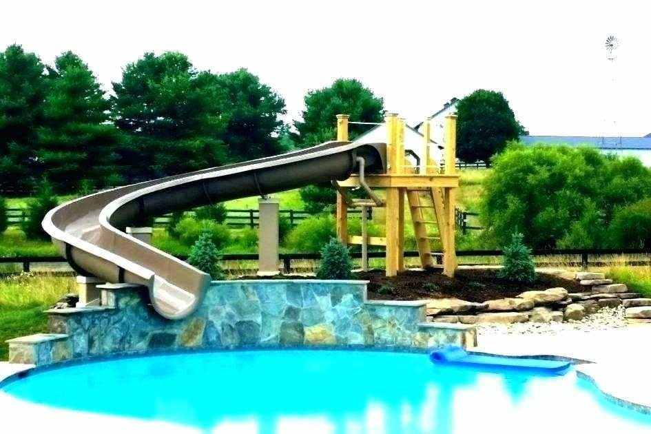 Different Kinds of Pool Slides