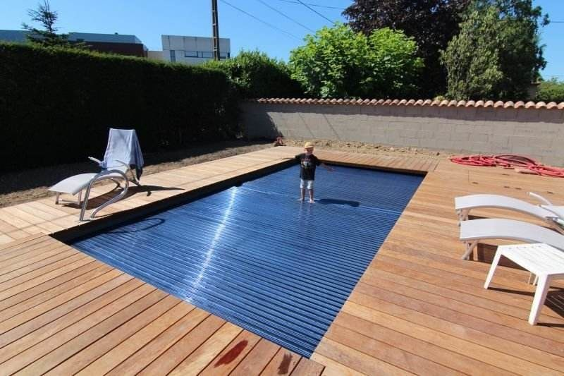 Different Types of Swimming Pool Covers