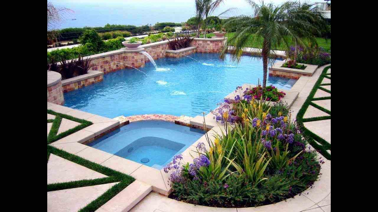 The Best Plants For Swimming Pool Landscaping My Guy