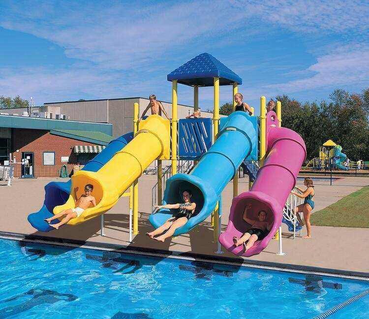 Maintenance Tips For Your Pool Slide