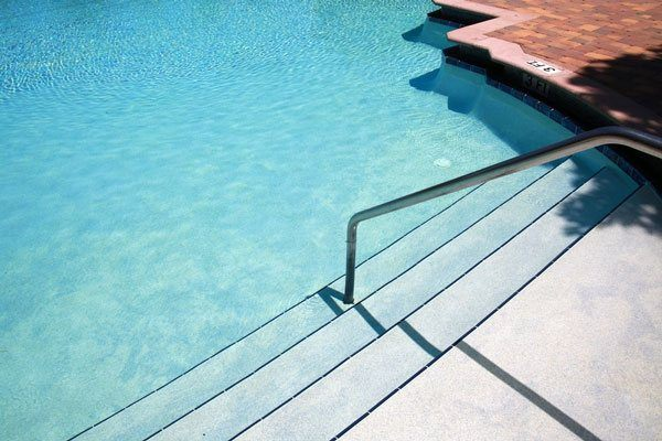 How to Get Rid of Rust Stains in Swimming Pools
