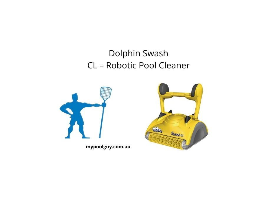 Dolphin Swash CL – Robotic Pool Cleaner