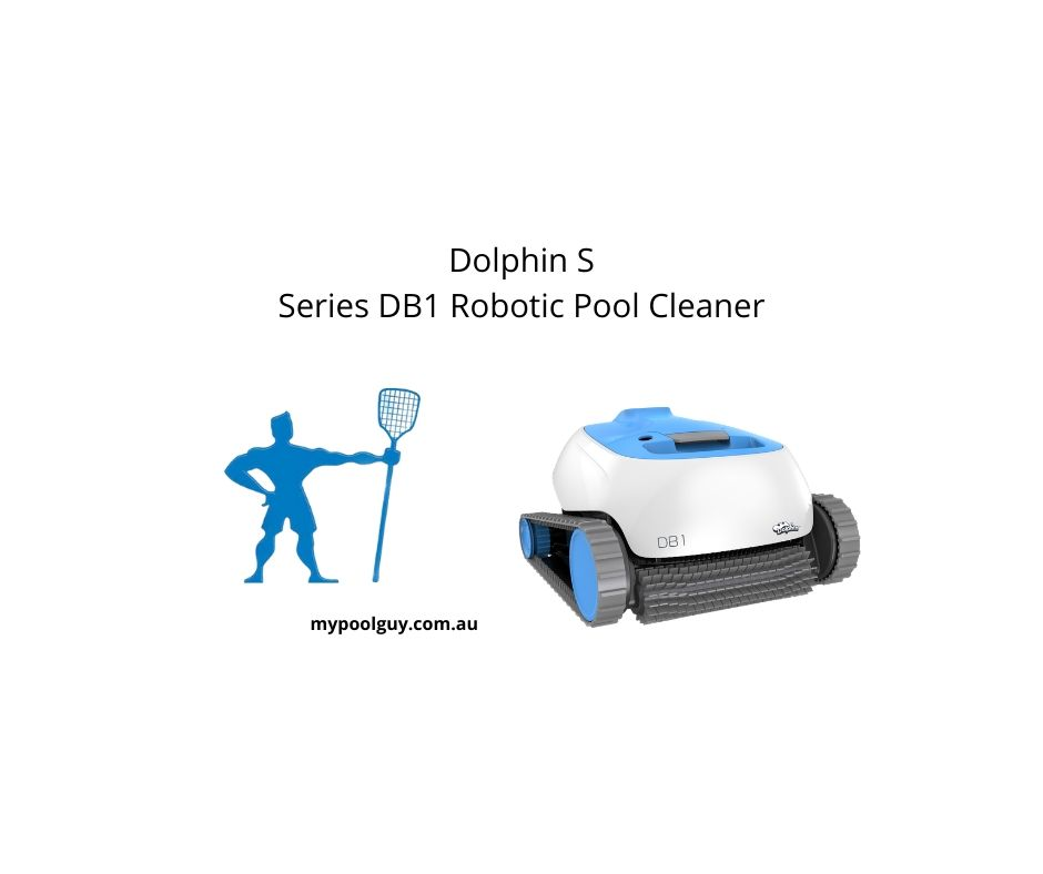 Dolphin S Series Db1 Robotic Pool Cleaner My Pool Guy