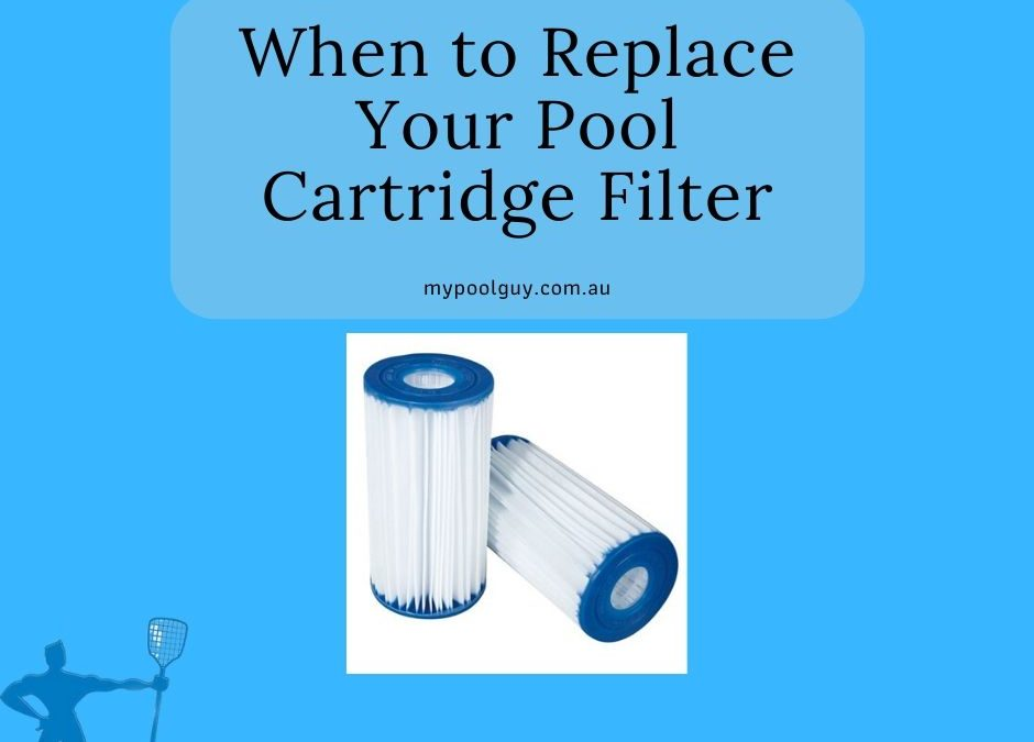 When to Replace Your Pool Cartridge Filter